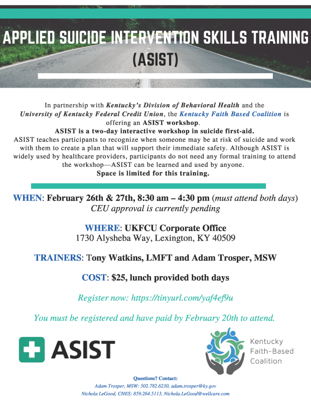 Applied Suicide Intervention Skills Training (ASIST) Flyer.png