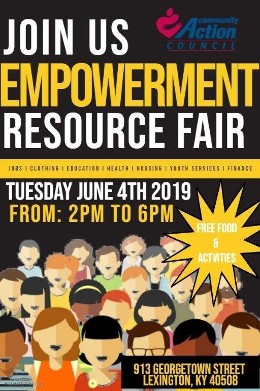 Empowerment Resource Fair